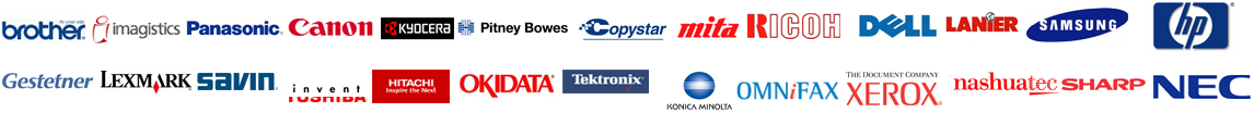 Copier Lease San Jose Supported Brands